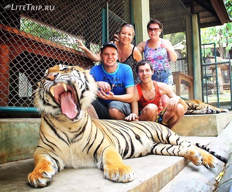 Итоги 2013 - групповая поездка в Тайланд-Лаос.