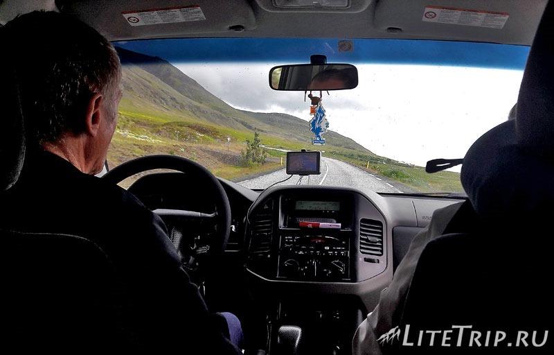 Исландия. Автостопом на машинах