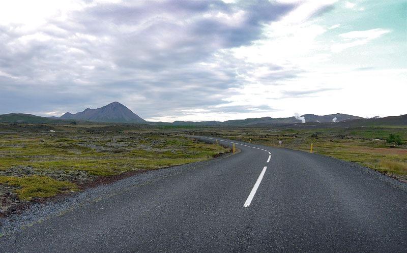 Исландия. В дороге