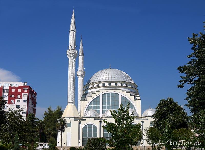 Албания. Мечеть в Шкодере.