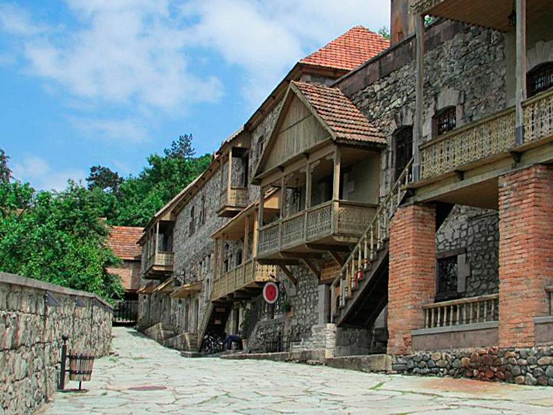 Старый Дилижан, улица Ремесленников