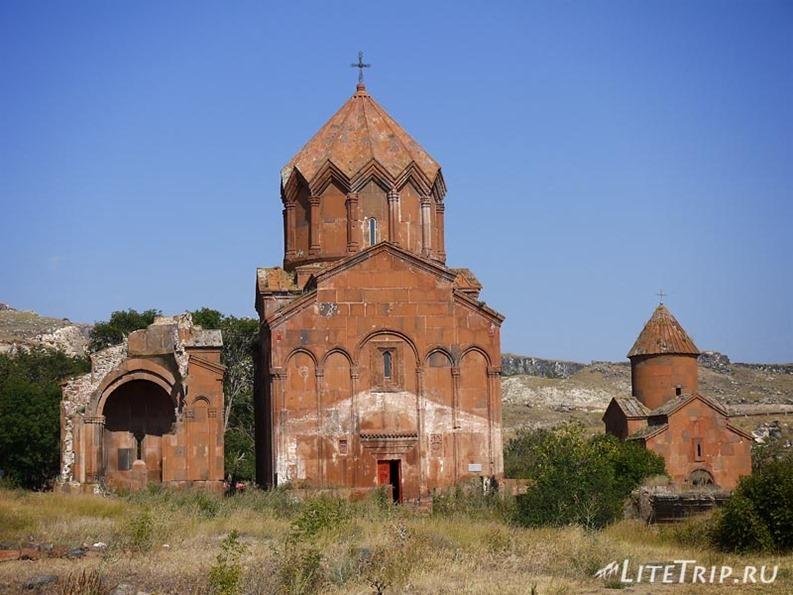 Армения. Монастырский комплекс Мармашен.