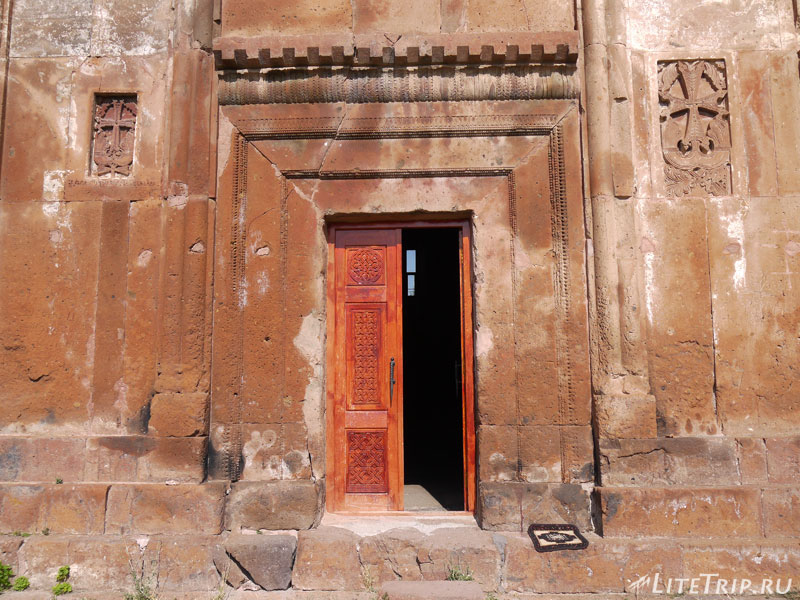 Монастырский комплекс Мармашен в Армении