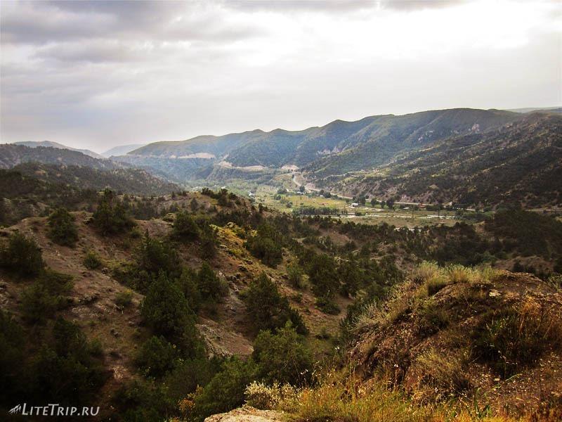 Армения. Ландшафты Нагорного Карабаха.