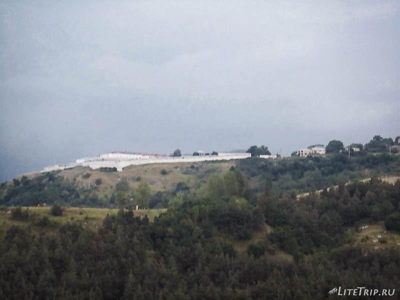 Армения. Нагорный Карабах, город Шуши - тюрьма.