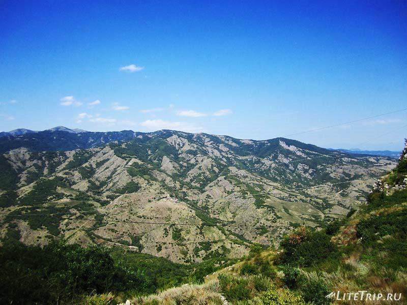 Нагорный Карабах. Природа.