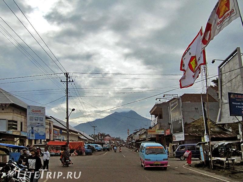 Индонезия. Автостопом по Яве.