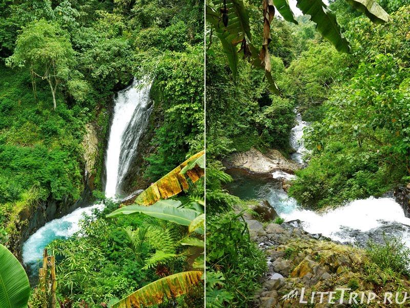 Индонезия. Бали. Водопады Гит-Гит. Мекалонган