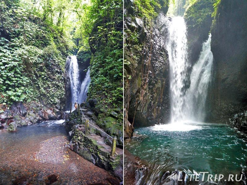 Индонезия. Бали. Водопады Гит-Гит.