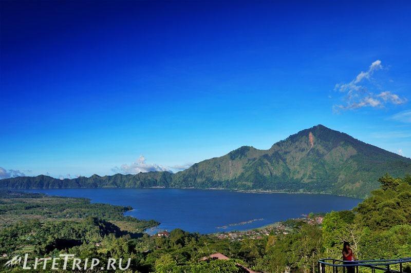 Индонезия. Бали. Озеро у вулкана Батур