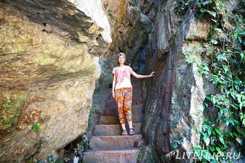 Индонезия. Сулавеси. Национальный парк Бантимурунг - пещера Мечты