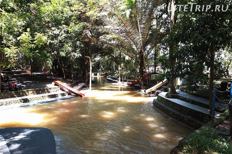 Индонезия. Сулавеси. Национальный парк Бантимурунг - места для купаний