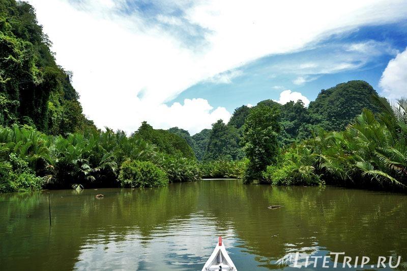 Индонезия. Сулавеси. Рамман-Рамман. По реке