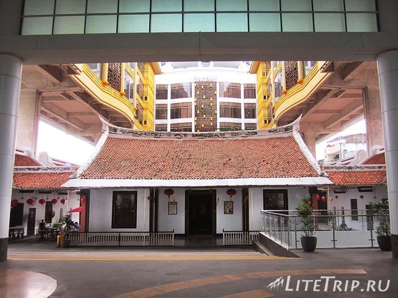 Индонезия. Джакарта. Дом-музей Чандра Ная