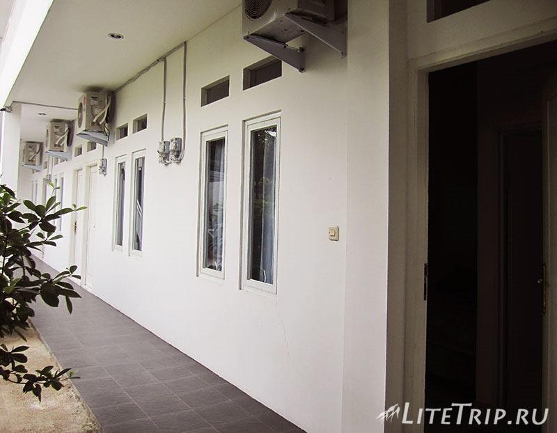 Индонезия. Коучсерфинг в Джакарте. Гостевой дом.