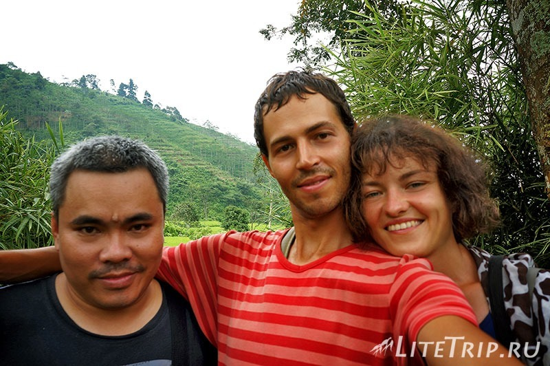 Индонезия. Ява. Богор. CouchSurfing. Инда и мы.