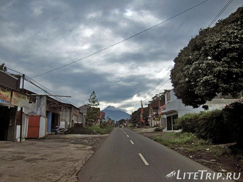 Индонезия. Автостопом в Сурабаю.