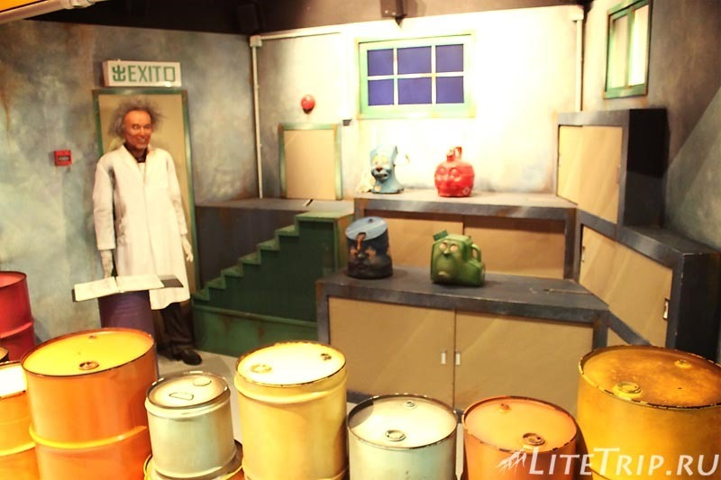 Гонконг. Музей наук - лаборатории.