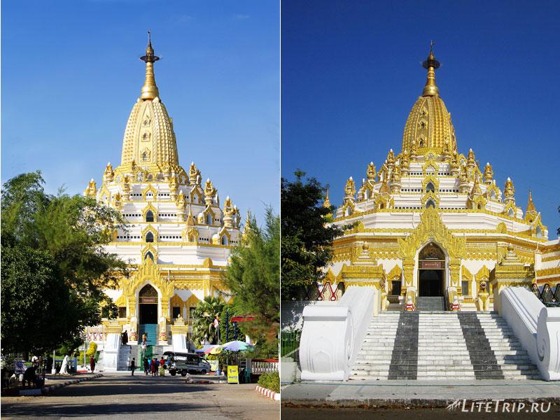 Пагода Зуба Будды в Янгоне