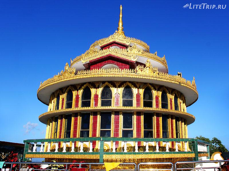 Храм у Золотого Камня