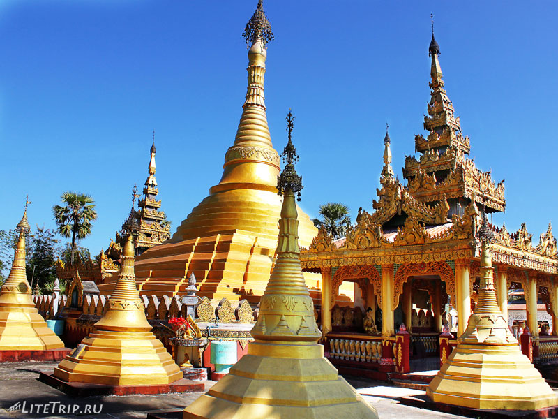 Комплекс Кое Thein Koe Thaung Pagoda