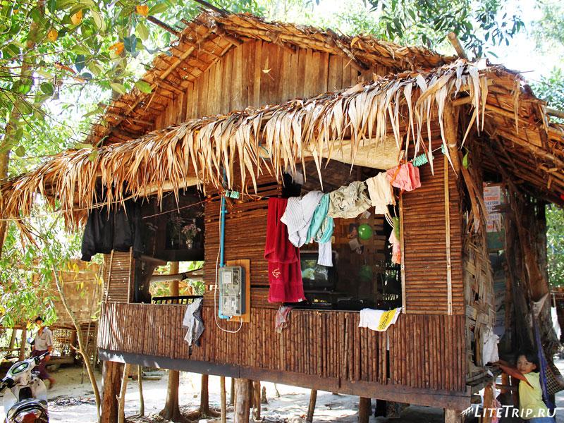 Деревенский дом в Пегу (Баго)