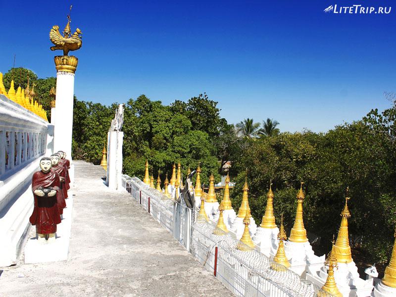 Неизвестная пагода в Пегу (Баго)