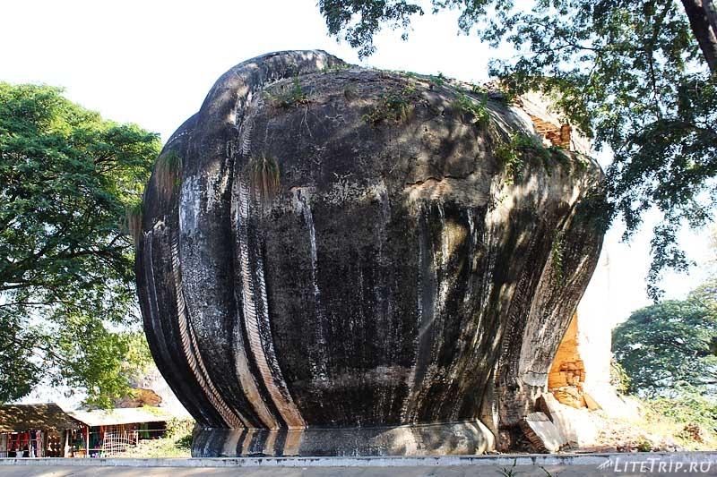 Слоны пагоды Мингун.