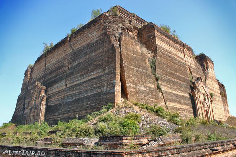 Пагода Мингун.