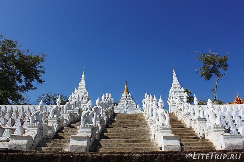 Мингун. Сеттавья Пагода.