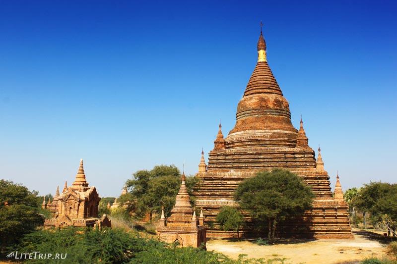 Храмы Багана.