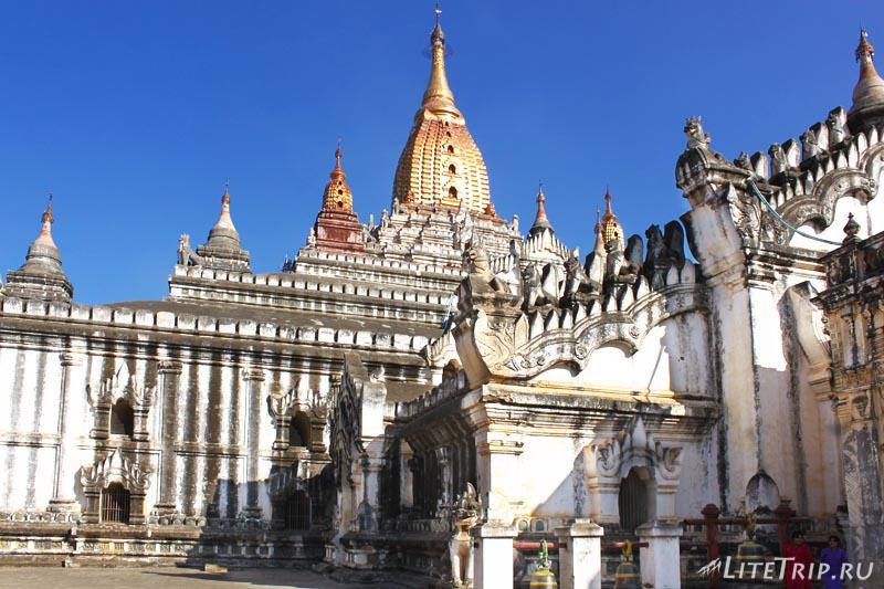 Баган. Храм Ананда (Ananda Pahto)