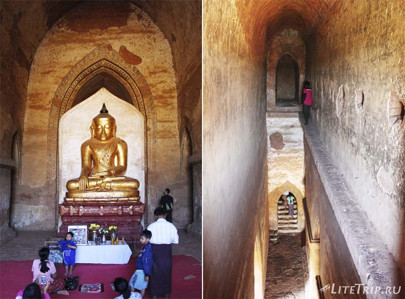 Баган. Храм Дамаянджи (Dhammayangyi Pahto)