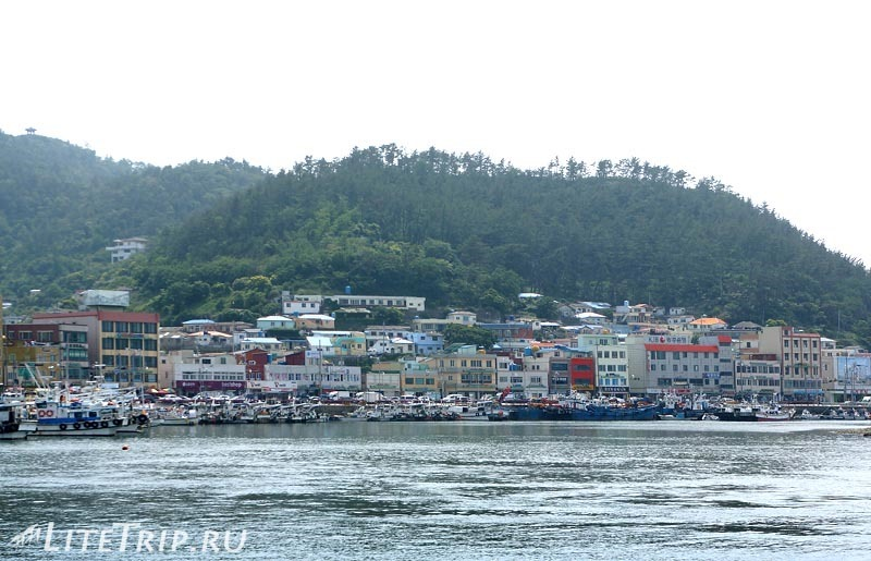 Южная Корея. Вандо.