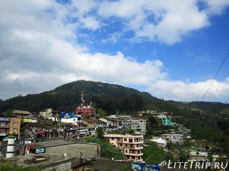 Шри-Ланка. Город Хапутале.