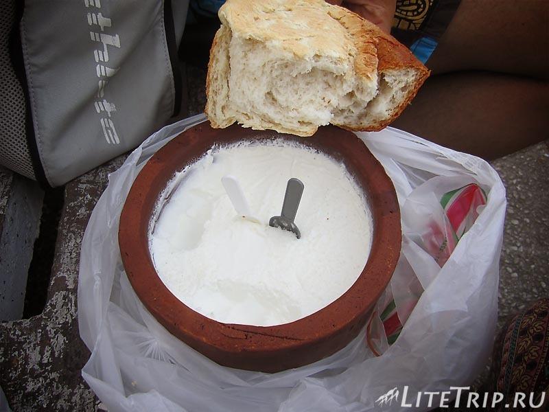Шри-Ланка. Канди - еда.