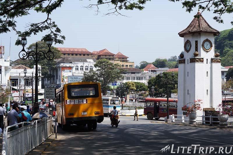 Шри-Ланка. Город Канди.