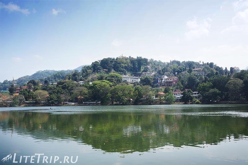 Шри-Ланка. Горный город Канди.