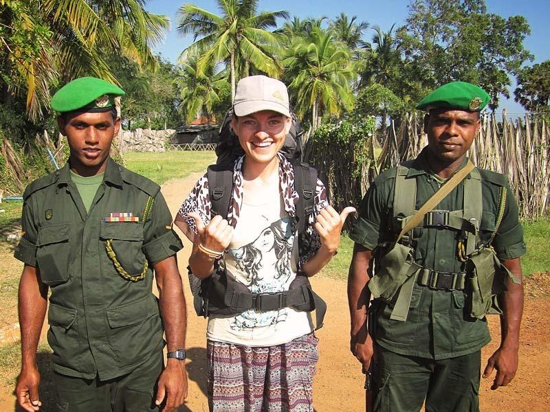 Шри-Ланка. Люди.