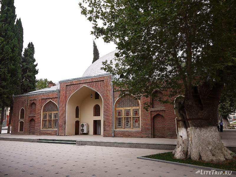 Азербайджан. Гянджа - Джума мечеть.