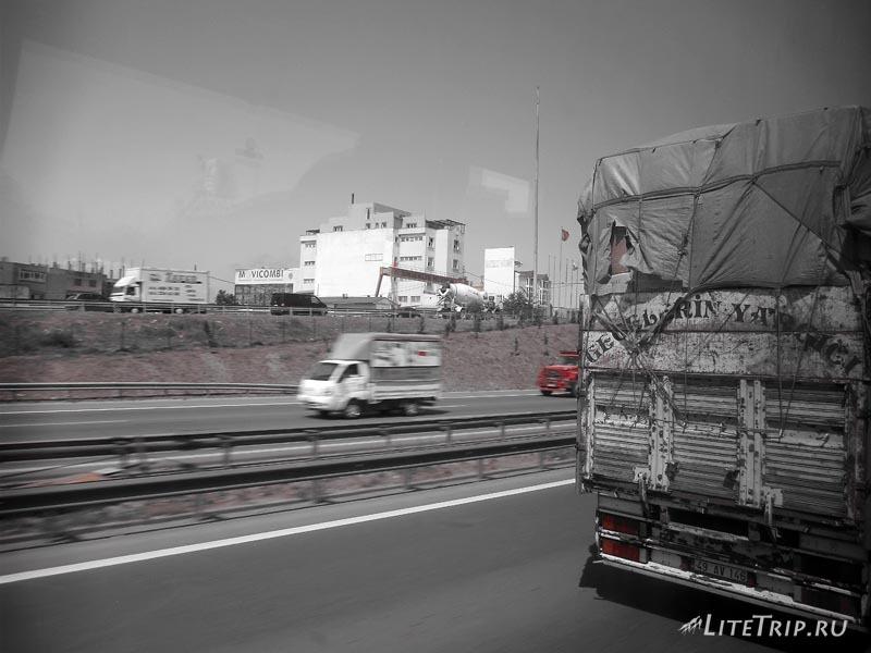Турция. По дорогам Стамбула.