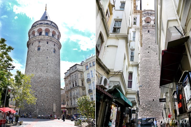 Турция. Стамбул - башня.