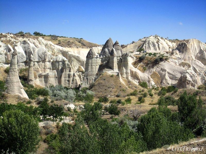 Турция. Каппадокия - Долина Любви.