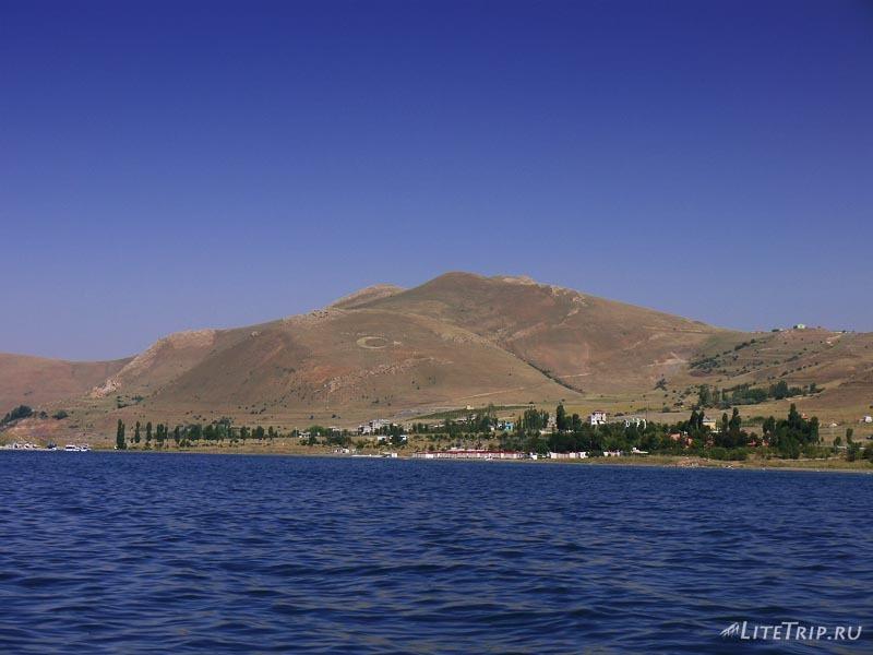 Турция. Озеро Ван.