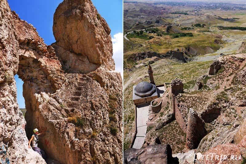 Турция. Догубаязит - крепость Баязет