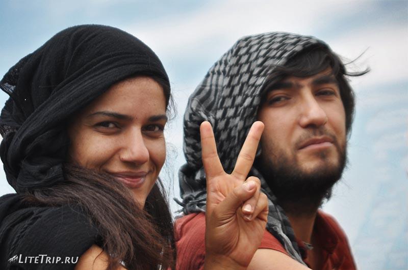 Турция. Догубаязит - Тара и Сальман.