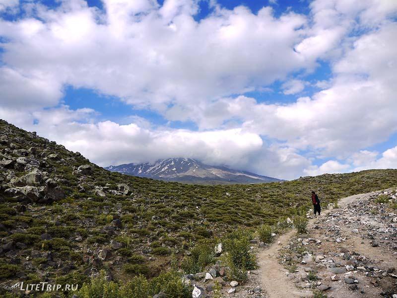 Турция. Красоты горы Арарат.