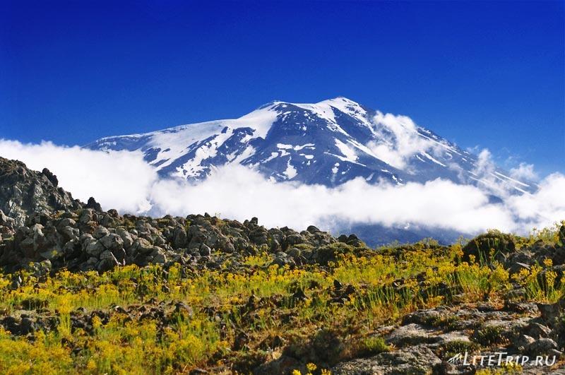 Турция. Гора Арарат.