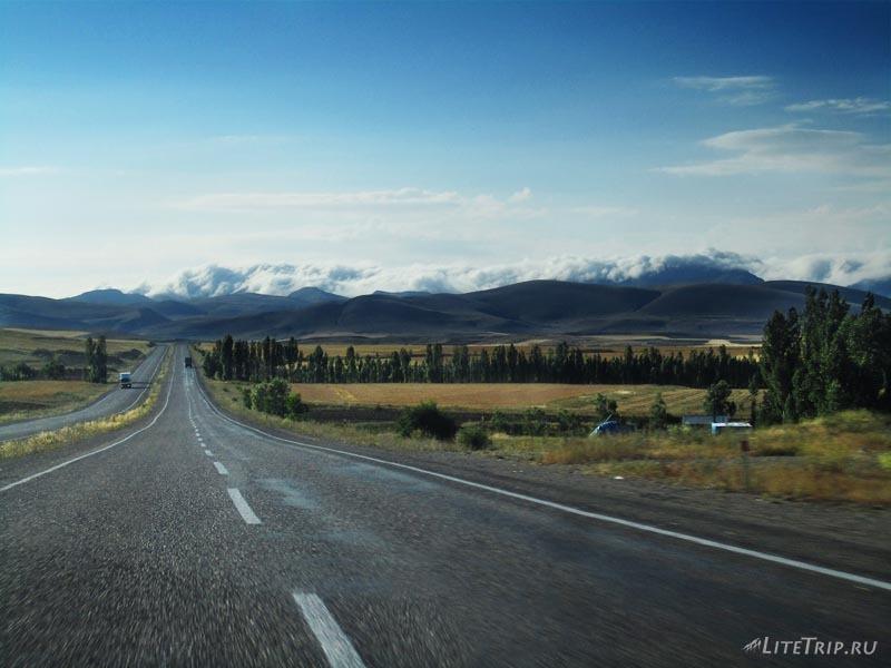 Турция. По дороге в Трабзон.
