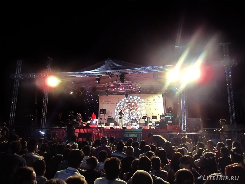 Турция. Музыкальный фестиваль в Тунджели 2013